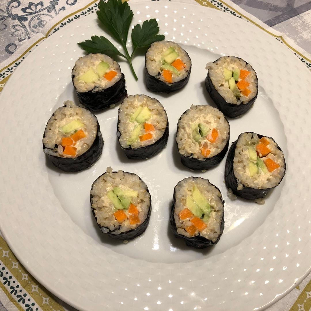 sushis menu nochevieja